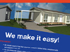 Aussie Transportable & Kit Homes, Corporate Identity, presentation folder