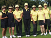 Golf team (merge missing member)